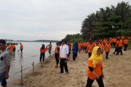 Relawan bencana Bangka Belitung gelar apel siaga bersama