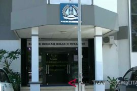 Kantor Imigrasi Sukabumi deportasi TKA Cina ilegal