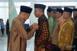 Moh Salim Ketua Purnabakti PNS Asahan 2018-2022