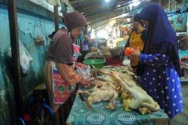 Harga Daging Ayam Potong di Bojonegoro Turun