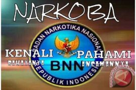 42 pecandu narkoba direhabilitasi BNN Singkawang