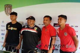Bali United menjamu Mitra Kukar di Stadion Dipta