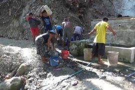 BPBD ;  Krisis Air Masih Landa Sejumlah Wilayah Ngawi