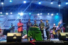 Bupati Basel tutup kegiatan Jambore Pemuda Indonesia