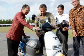 Pemprov rancang regulasi pengelolaan energi bersih di Bali