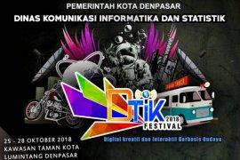 Draft Rundown Acara DTIK Festival 2018 Kawasan Taman Kota Lumintang 25-28 Oktober 2018