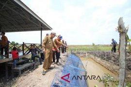 Pabaungan Pantai village gets billions rupiah in turn