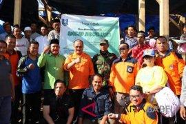 Gubernur Babel tinjau pembangunan dua masjid di Lombok