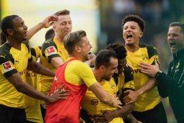 Hasil dan klasemen Liga Jerman, Dortmund kokohkan posisi di puncak
