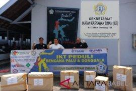 IKT salurkan Rp209 juta bantu korban gempa-tsunami Sulteng