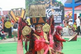 Festival Kerinci upaya kembangkan paradigma baru kepariwisataan