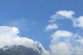 Wisatawan masih dilarang mendaki di gunung Gamalama