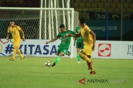 PSMS cukur  Sriwijaya 3-0