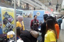 ULM in Indonesian University Fair in Manila