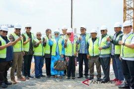 Anggota DPR pantau pengembangan Syamsuddin Noor