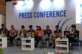 Musisi Indonesia gelar konser galang kepedulian laut