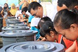 Cuci tangan pakai sabun kurangi angka kematian