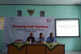 Kabupaten Bogor jadi percontohan program penanganan stunting