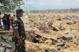 6.522 personel TNI diterjunkan ke Sulawesi Tengah