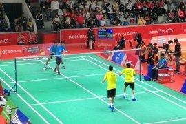 Resmi! All-Indonesian Final juga terjadi di ganda putra SU5