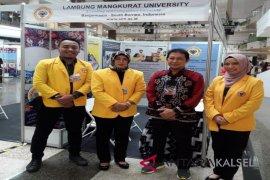 ULM ikuti Indonesian University Fair 2018 di Manila