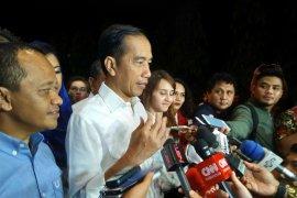 Presiden : Saya selalu ingat desa