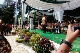 Menteri Agama membuka Perkemahan Santri Nasional di Jambi