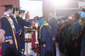 Rektor ULM minta wisudawan warisi semangat Pangeran Antasari