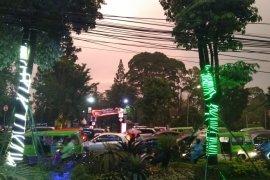 Guyuran hujan warnai puncak peringatan Sumpah Pemuda di Bogor