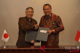 Indonesia-Jepang perbarui pertukaran mata uang senilai 22,76 miliar dolar