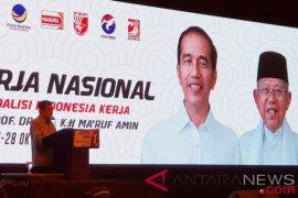 Jusuf Kalla tekankan TKN Jokowi-Ma'ruf utamakan kampanye dialogis