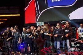Konser kemanusiaan untuk Palu galang Rp17,8M dalam 10 jam