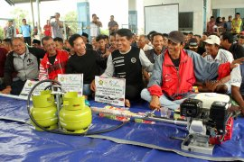 Paket Konverter Kit Untuk Nelayan Kalbar