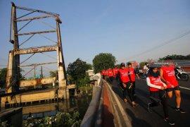 Lari Gembira HUT TNI