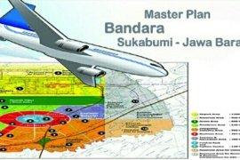 Bandara Sukabumi akan berada di dua kecamatan