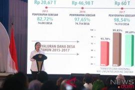 Menko PMK nilai penyerapan dan penggunaan dana desa semakin baik