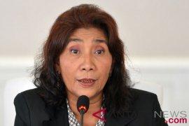 """Susi Pudjiastuti: Pemerintah kawal laut tanpa """"pandang bulu"""""""