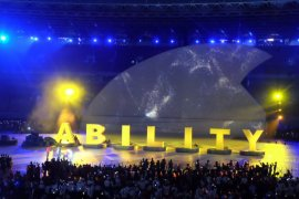 "Jokowi melesatkan anak panah, hancurkan ""Disability"""
