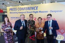 Dubes RI : penerbangan langsung tingkatkan wisatawan Rusia (video)