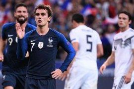 Sempat tertinggal, Prancis bangkit untuk pecundangi Jerman