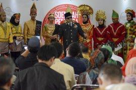Peringatan sumpah pemuda di Bandung