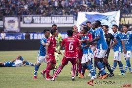Persib kehilangan tiga pemain asing sebagai dampak sanksi Komdis