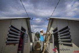 240 rumah singgah korban gempa sudah terbangun di Mataram