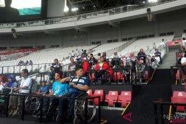INAPGOC siapkan area khusus bagi pengguna kursi roda