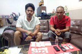 Polda Bali ringkus pengedar 457,32 gram sabu-sabu