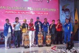 Samarinda juara umum Popprov Kaltim