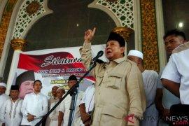 Sudirman Said prihatin Prabowo dilarang sholat Jumat