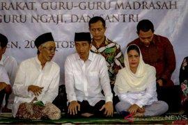 Presiden Jokowi heran masih banyak bermunculan hoaks