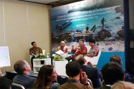 Lampung Paparkan Soal Pengembangan Rajungan Di Depan Jhon Kerry Di Bali