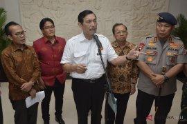 Luhut ajak delegasi pertemuan IMF berkontribusi untuk Palu